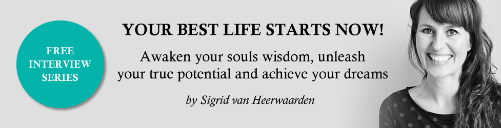 Your best life starts now!